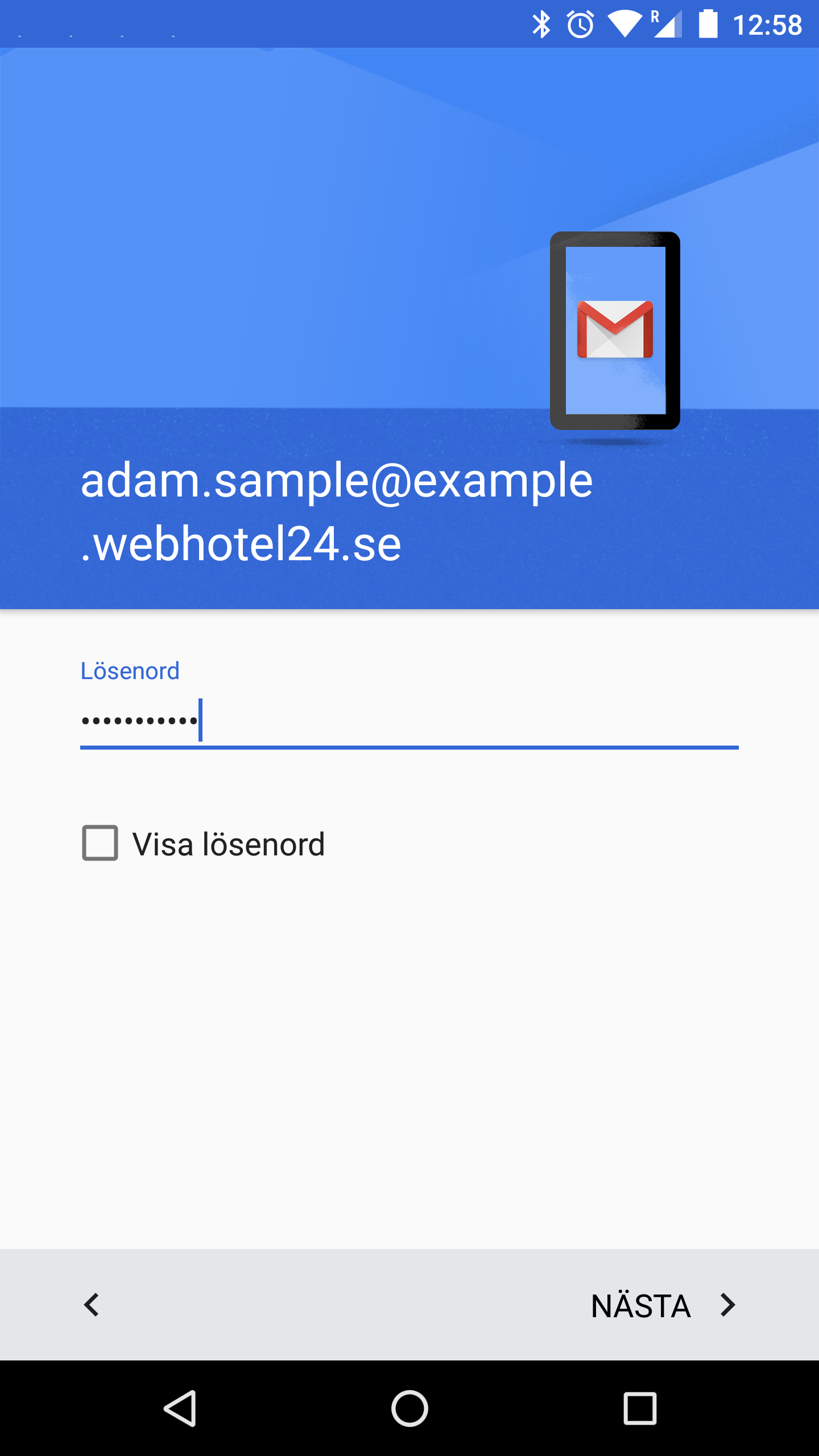 Android Gmail IMAP 06